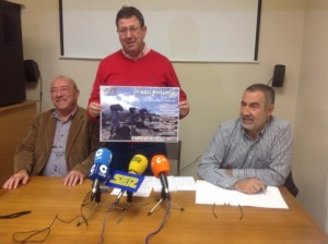 Lacau, Masgrau y Alcubierre. JLP.