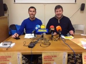 Eduardo Batista y José Masgrau. JLP.
