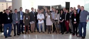 Delegación aragonesa en FITUR.