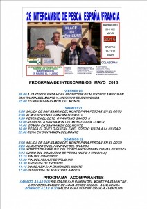 PROGRAMA INTERCAMBIOS 2016