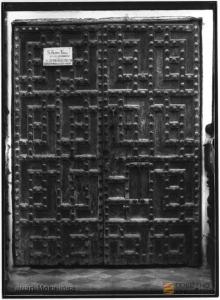 RondaSomontanos_Sijena puerta palacio prioral