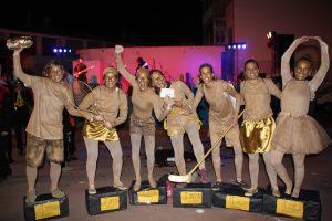 Ganadores Carnaval