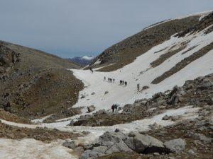 Pico del Turbón. Ronda Somontano.