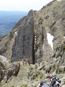 Pico Turbón. Ronda Somontano.