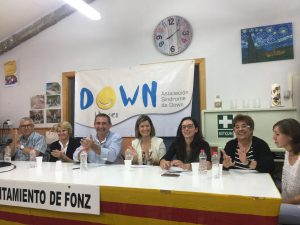 Down Huesca Fonz. Ronda Somontano.