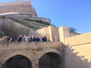 Castillo de Monzón_RondaSomontano.