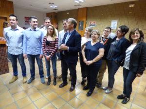 Imagen sede del PSOE. Ángel Huguet